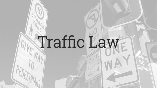 Traffic Lawyers